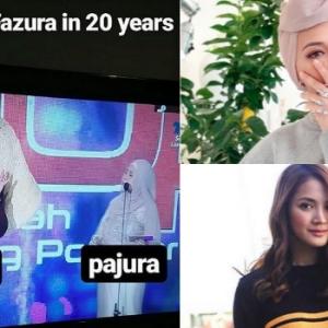 Netizen Samakan Fazura-Neelofa Dengan Ogy Dan Erma Selepas 20 Tahun