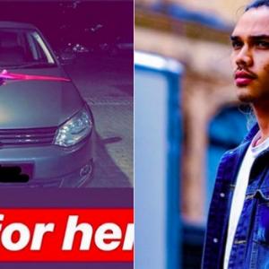 Aedy Ashraf Hadiahkan Volkswagen Pada Siapa Tu?