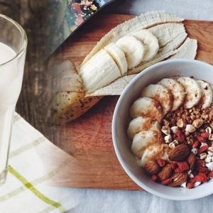 Permulaan Hari Yang Kuat Dengan Protein Daripada Susu
