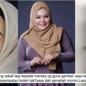 Zulin Aziz Mahu Saman Produk Kurus Yang Pakai Gambarnya