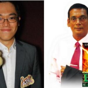 Paskal Vs Badang - Adrian Teh Dikatakan Lebih Bagus Daripada Prof Razak Mohaideen?