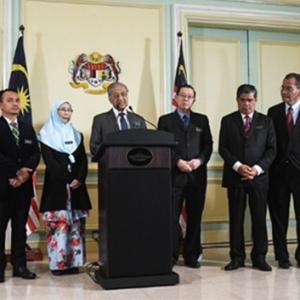 Prestasi Menteri Kabinet, Saya Beri Markah 40-50 peratus- Tun Mahathir
