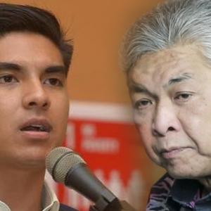 """Makan Rasuah, Curi Duit Rakyat Bala Turun Tak?"" - Syed Saddiq"