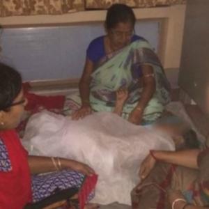 Nafsu Serakah Pemuda 20 Tahun, Nenek Tua 100 Tahun Pun Dirogol