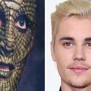 Justin Bieber Didakwa Manusia Jelmaan Biawak