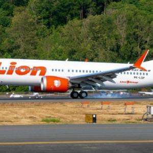 Baru 13 Minit Berlepas, Pesawat Lion Air Terhempas