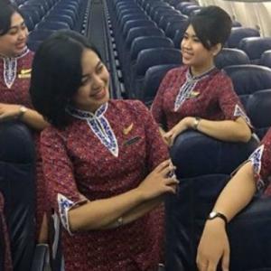 """""""Gelap Di Dalam Ini,""""-Status Terakhir Pramugari Sebelum Tragedi Lion Air Timbulkan Tanda Tanya"""