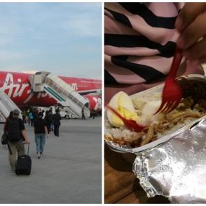 Dua Bekas Licin! Terbaik Rakyat Malaysia, Bantu Isteri Mengidam Makan Nasi Lemak Pak Nasser
