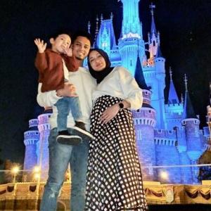 Yusuf Iskandar Bakal Dapat Adik! Hairul Azreen Umum Hanis Zalikha Hamil Anak Kedua