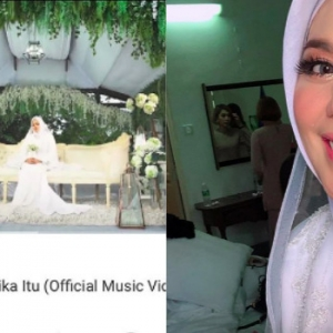 Tak Jadi Nikah, Tapi Lagu Zulin Aziz Trending Nombor 1 Di Youtube
