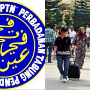Siswa Siswi Kecewa Dapat Dekan Setiap Sem Pun Terpaksa Bayar PTPTN