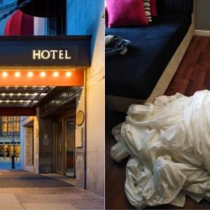 Kenapa Perlu Longgokkan Linen Sebelum Check Out Bilik Hotel? Pendedahan Yang Mengejutkan!