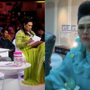 """""""Baju Cantik, Suara Okey""""- Komen Dato Khadijah Ibrahim Dikecam Kerana Hilang Arah"""