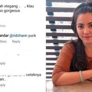 """""""Tak Pernah Tak Tegang Bila Tengok"""" - Nina Iskandar Dibuli Siber Oleh Peminat Miang"""