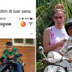 Anak Kazar Marah Bila Netizen Gelar Ayahnya Bangla