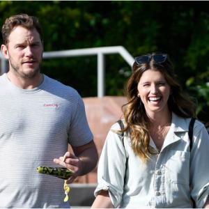 Demi Cinta Baru, Chris Pratt Tak Kisah Badan Kembali Gempal