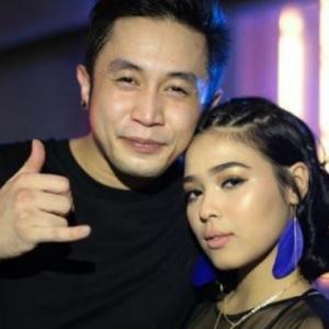 Ramai Pertikai Kekasih Kerja DJ Kelab Malam, Chacha Maembong Kata Ia Bukan Masalah Besar Pun