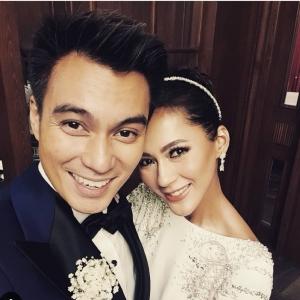 Sama Cantik Sama Padan, Baim Wong Selamat Bernikah!