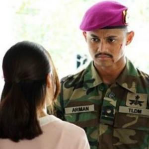 Hairul Azreen Tak Kisah Tak Dapat Bonus, Asalkan Dapat Pegang Watak Hero