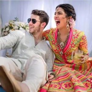 Sekitar Perkahwinan Nick Jonas Dan Priyanka Chopra, Meriah Penuh Gaya Bollywood
