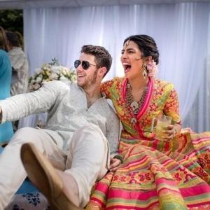 Begini Corat Coret Perkahwinan Nick Jonas & Priyanka Chopra. Ramai Tersentuh..