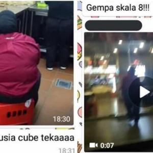 """""""Gempa Skala 8!"""" - Gadis Pizza Hut Terkilan Sering Dibahan Rakan Sekerja Kerana Fizikalnya"""