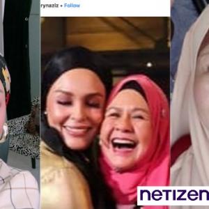 Noryn Aziz Dan Ogy Ahmad Daud Dah Ok Tapi Netizen Pula Meleret-Leret