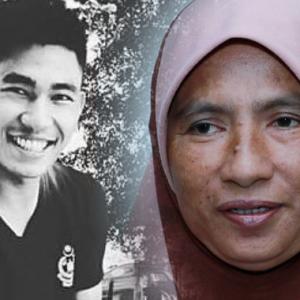 Nak Tengok Muka Pembunuh Anak Dibawa Ke Muka Pengadilan - Ibu Adib
