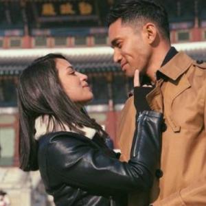 Dua Kali Tangguh Kahwin, Idris Khan Akhirnya Melutut Lamar Kekasih Di Korea