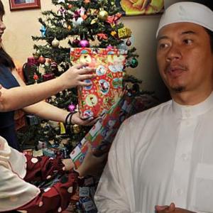 """""""Umat Islam Jangan Sambut Krismas, Ada Unsur Syirik"""" - Pemuda PAS"""