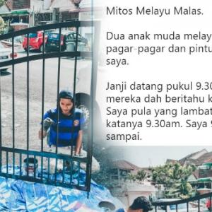 """""""Cukup-cukup Nak Ulang Cakap Melayu Pemalas"""""""