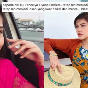 """Dah 2019 Ni,  Tak Boring Ke 8 Tahun Duduk Dalam Badan Saya?"" - Elyana"