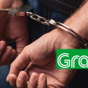 Nyaris Dirogol Salah Naik 'Grab'