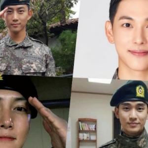 Wah! Bintang-Bintang Korea Yang Bakal Tamat Khidmat Tentera Tahun Ini