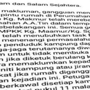 Misteri Ketukan Pintu Tanpa Salam, Hantui Penduduk Kampung Gajah