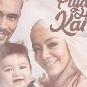 Comel Sungguh Bayi Dalam Drama Pujaan Hati Kanda! Anak Selebriti Ke?