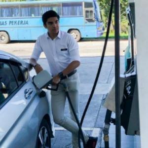 Petronas Brands Tegur Syed Saddiq Bergambar Di Stesen Minyak