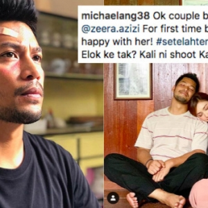 Selepas Emma Maembong, Michael Ang Cuba Jodohkan Kamal Adli Dengan Finalis Dewi Remaja?