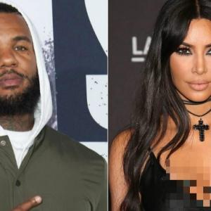 Bekas Kekasih Dedah Aksi Seks Ganas Dengan Kim Kardashian Dalam Lagu Rap