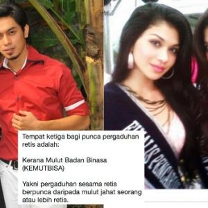 Top 7 Artis Bergaduh Kerana Jahat Mulut - Neelofa Dan Anzalna Juara Carta?