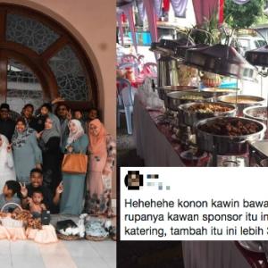 Beriya Bagi Tips Kahwin Bajet 3k, Rupanya Sponsor - Netizen Bengang Sharing Entah Apa-Apa