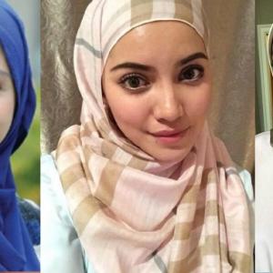 Sebelum Emma Maembong, Ini Senarai Artis Yang Dah 'Buang' Hijab