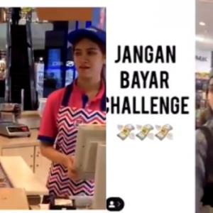 Insta Famous Buat Cabaran Bodoh, Memang Nak Popular Kena Prank Ke?