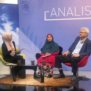 Dr. Nurul Huda Dikecam Selepas Berdebat Tentang Isu Vaksin