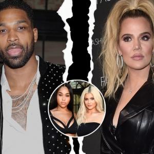 Ditangkap Bercium Dengan Suami Khloe, BFF Kylie Jenner Memohon Maaf