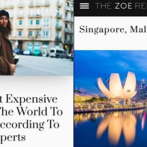 """""""Berita Zaman Bila Ni? Nampak Sangat Fail Geografi"""" - Netizen Persoal Laporan Sebut Singapura Dalam Malaysia"""