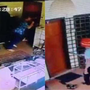 Depan Rumah Pun Kena Serang Dengan Parang! - Lelaki Nyaris Ditetak