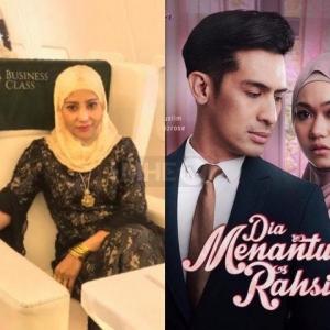 Ashraf Muslim Buka Mulut Dituduh Minta Bayaran RM3000 Untuk Promosi Drama
