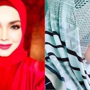 Komen Pedas Mengenai Baju Siti Nurhaliza, Peminat Tegar Ini Disekat Di Instagram