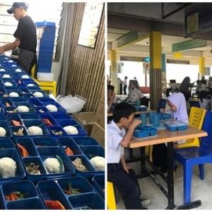 Sekolah Ini Menawarkan 'Meal Prep' Makanan Sihat Yang Hanya Berharga RM3!